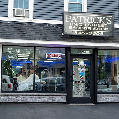 Patrick's Union Street Barber Shop